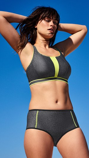 Eservices Primadonna Sport-the Sweater-60001-grey 3494110
